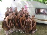 2010 Big Dance, Bushy Park Bubble