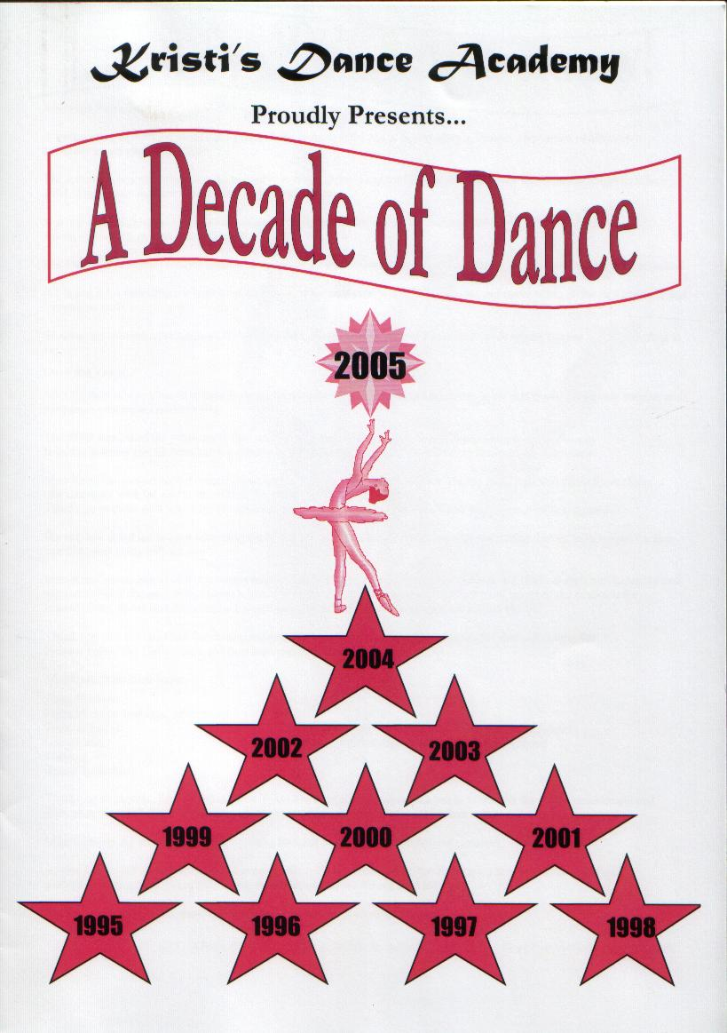 KDA A Decade of Dance